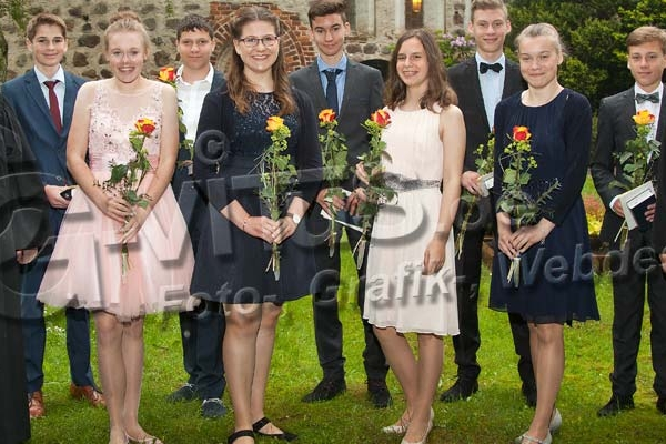Konfirmation 2017 (Sanitz + Thulendorf 04.06.2017)
